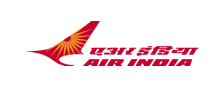 Logo of Air India