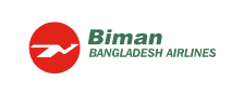 Logo of Biman Bangladesh Airline