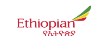 Logo of Ethiopian Airlines