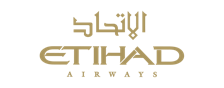 Logo of Etihad Airways