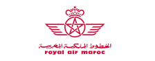 Logo of Royal Air Maroc