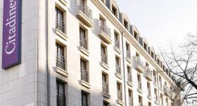 Citadines Les Halles Paris