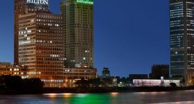 Hilton Cairo World Trade Center Residences